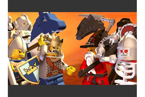 LEGO Battles Archives - GameRevolution