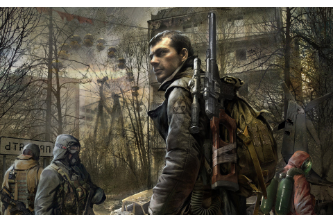 video Games, S.T.A.L.K.E.R.: Call Of Pripyat, Major ...