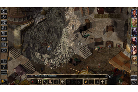 Baldurs Gate II Enhanced Edition (PC) | The Gamesmen