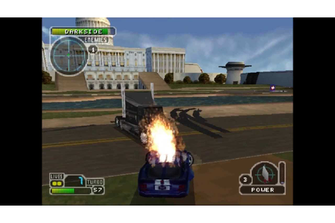 Twisted Metal 3 (1998) Gameplay - YouTube