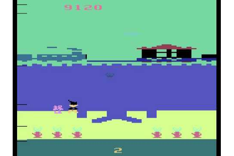 Let's Play Bobby is Going Home (Atari 2600) - YouTube