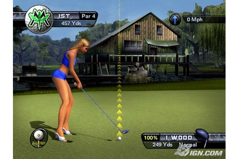 Outlaw Golf 2 First Look - IGN