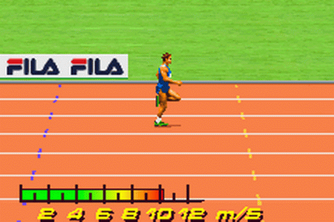 Play FILA Decathlon Nintendo Game Boy Advance online ...