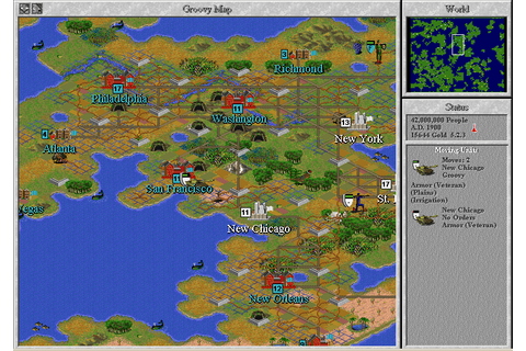 LEGEND GAME BLOG: CIVILIZATION 2