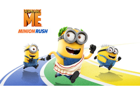 Despicable Me: Minion Rush - The Minion Games - Update ...