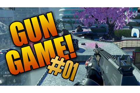 Advanced Warfare Gun Game LIVE #1! (Call of Duty AW ...
