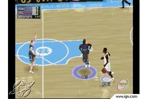 NCAA Final Four 2001 Screenshots, Pictures, Wallpapers ...