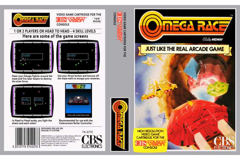 Omega Race | 80'S Top Games