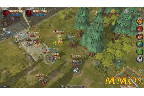 Dunia Game: 22 Game MMORPG ONLINE Android WAJIB Buat Gamers