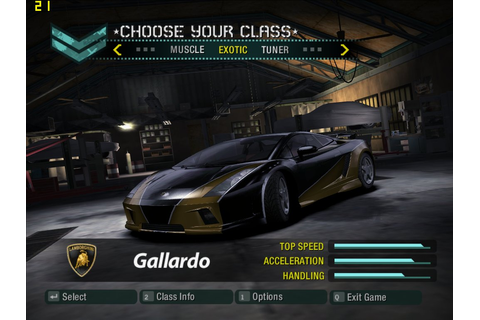 Download Game Need For Speed Carbon ~ Rifaiy Share