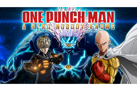 One Punch Man: A Hero Nobody Knows - KeenGamer