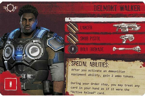 Custom COG Pack 3 - New Cards for Gears of War The Board ...