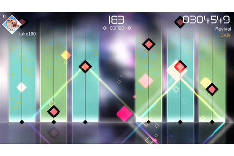 [Voez]Revival(Special Lv.14 first sight gameplay) - YouTube