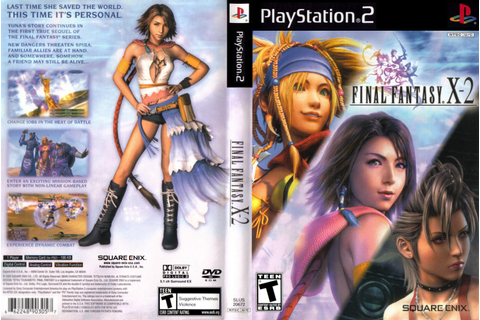 Final Fantasy X-2 ROM / ISO Download for PlayStation 2 ...