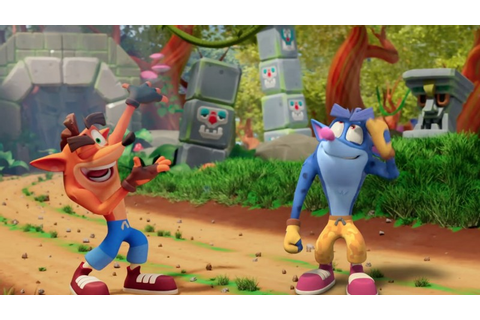 Crash Bandicoot Is Getting A Mobile Game With Character ...