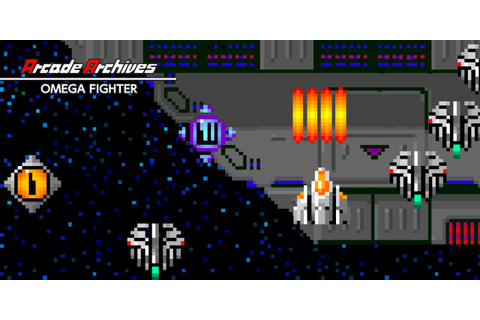 Arcade Archives OMEGA FIGHTER | Giochi scaricabili per ...