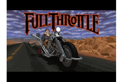 Full Throttle Remastered on GOG.com