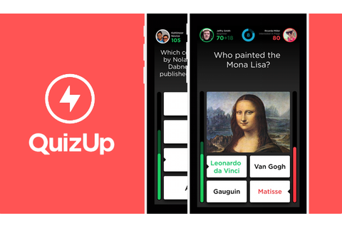 QuizUp: A New Kind of Trivia Game – The Wire