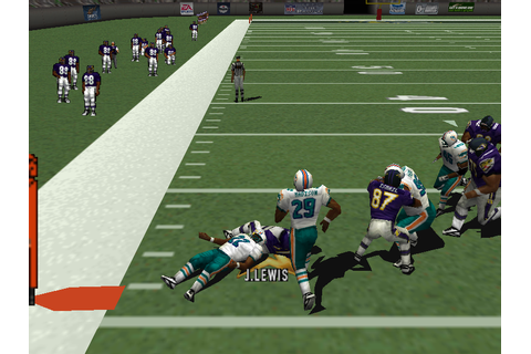 Madden NFL 2002 Screenshots | GameFabrique