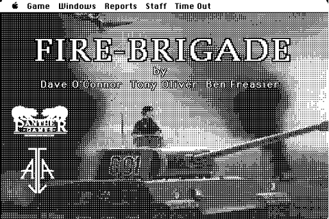 Download Fire-Brigade: The Battle for Kiev - 1943 - My Abandonware