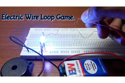 how to make a electric circuit game | gamewithplay.com