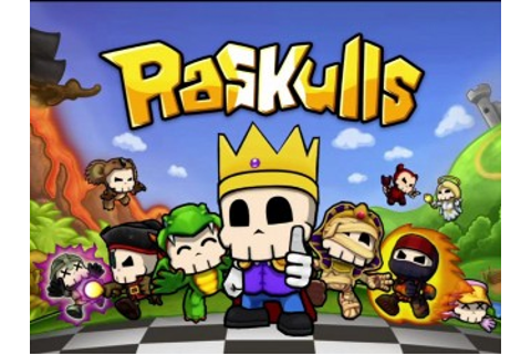 Raskulls (XBLA) Review | BrainLazy.com