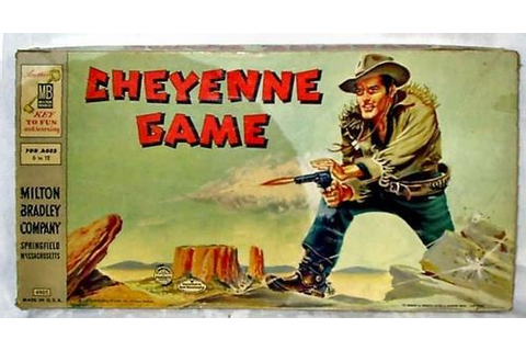 Cheyenne Board Game | BoardGames.com | Your source for ...