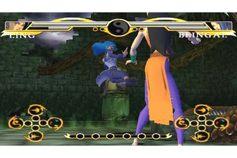 Legend of the Dragon Game | PSP - PlayStation