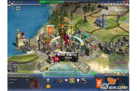 Civilization IV: Warlords Review - IGN