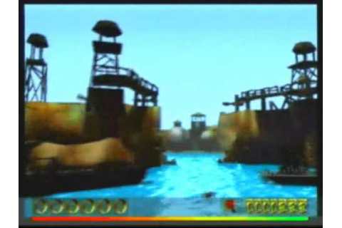 Waterworld Demo - 3DO (Unreleased Game Footage) - YouTube