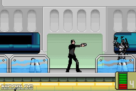 Men in Black: The Series (USA) GBA ROM | Cdromance