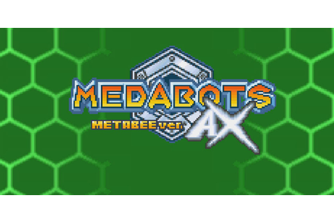 Medabots AX Metabee Vers. | Game Boy Advance | Games ...