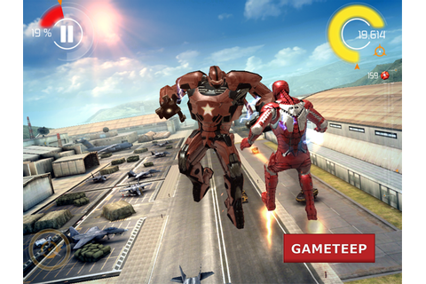 Iron Man 3 - The Official Game Review | Gameteep