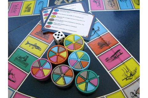 Trivial Pursuit Genus Edition 1981 Vintage Board Game by Sfuso