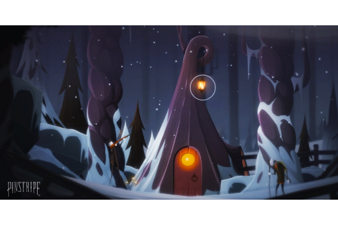 Pinstripe Indie Adventure Game Made By One Man Is ...