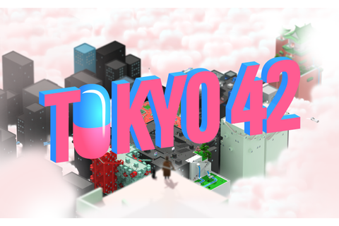 Tokyo 42 review: A beautiful isometric action game that ...