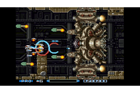 Super R-Type (SNES) - 2-ALL Clear No-Miss (Hard & Pro ...