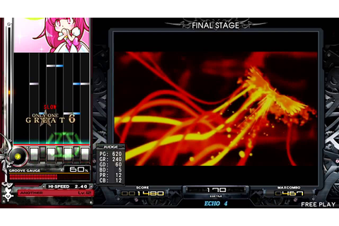 [beatmania IIDX 21 SPADA] KAISER PHOENIX (SPA) - YouTube