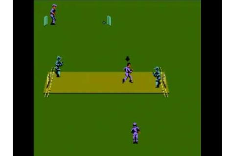 International Cricket NES - In-game Music - YouTube