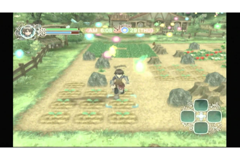 CGR Undertow - RUNE FACTORY FRONTIER for Nintendo Wii ...