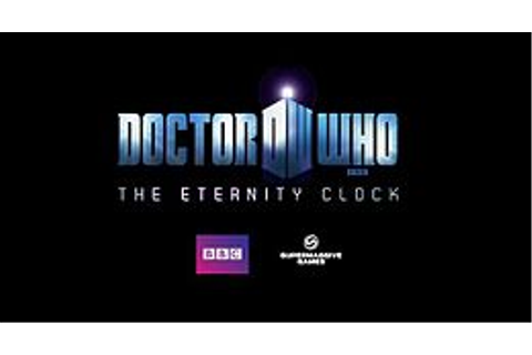 Doctor Who: The Eternity Clock - Wikipedia