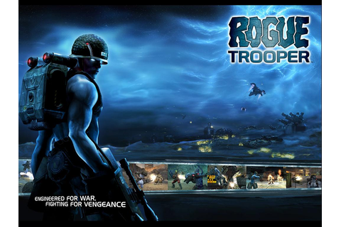 Late to the game…Rogue Trooper Review | Nerditis