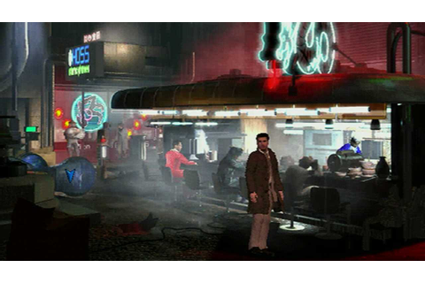'Blade Runner' Video Game: Revisit the Point-and-Click ...