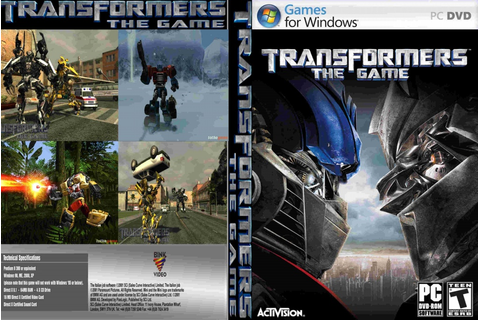Download Transformers Pc Game Highly Compressed To 200MB ...