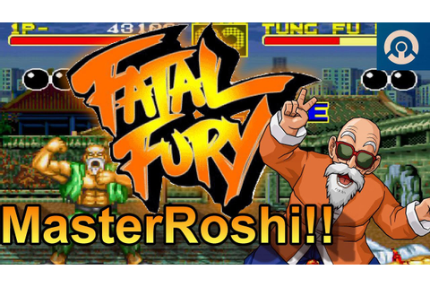 Fatal Fury: King Of Fighters - Is That Master Roshi ...