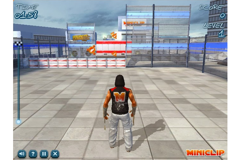 Free Running 2 Miniclip, a Free Running game at RunGames1