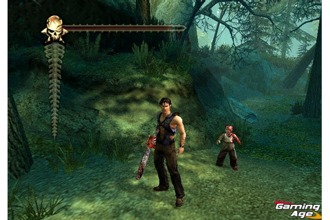 Evil Dead Regeneration PC Game Free Download ~ Download ...