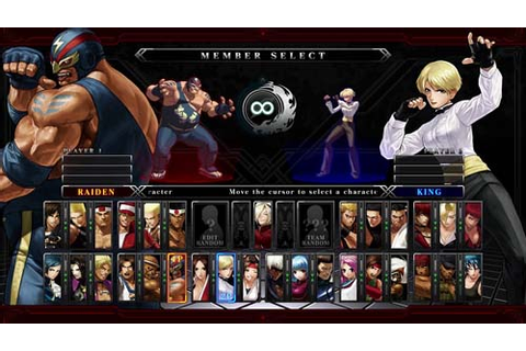 The King of Fighters XIII Steam Edition PC Game Free ...