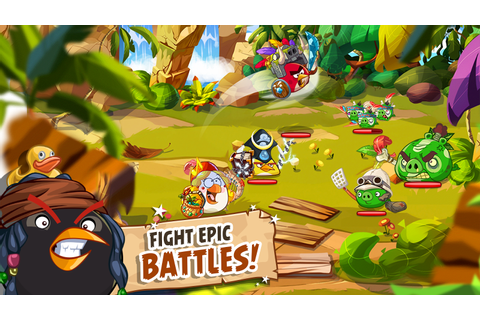 Angry Birds Epic RPG – Android Apps on Google Play