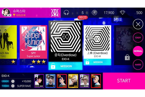 SuperStar SMTOWN - Android Apps on Google Play